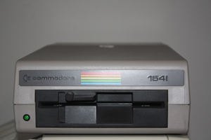 Commodore 64 1541 Disk Drive