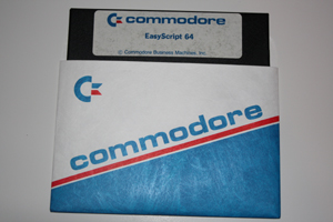 Commodore 64 Floppy Disk 5 1/4