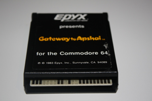 Commodore 64 Cartridge