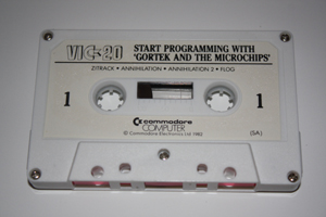 Commodore 64 Cassette