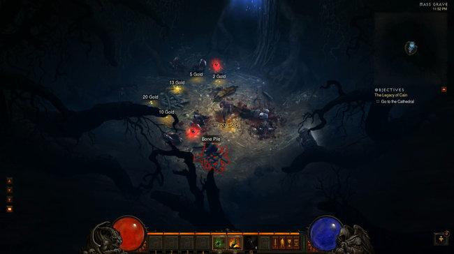 Diablo 3 Mass Grave