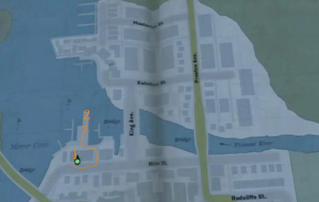 Silent Hill Downpour Map for Ashes to Ashes