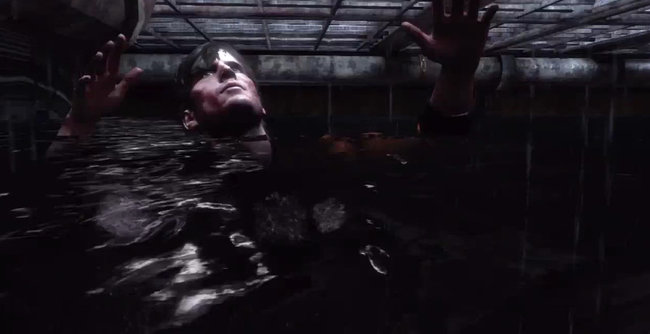 Silent Hill: Downpour Death Scene