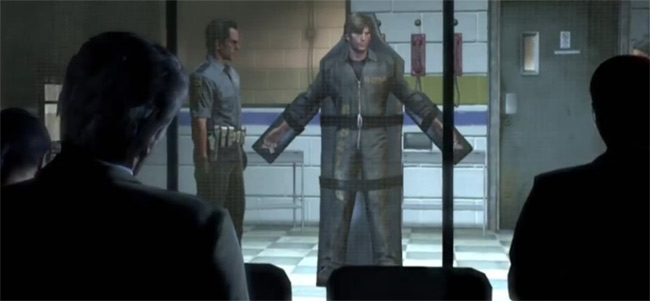 Silent Hill: Downpour Execution Ending D