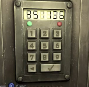 Silent Hill Downpour Library Keypad opening code