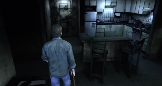 Silent Hill Downpour Easter Egg Room 302