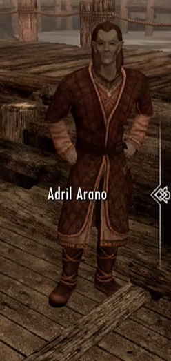 Adril Arano From Dragonborn