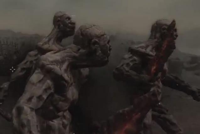 Ash Spawn from Skyrim Dragonborn