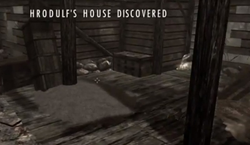 Skyrim Dragonborn HRodulfs House Discovered
