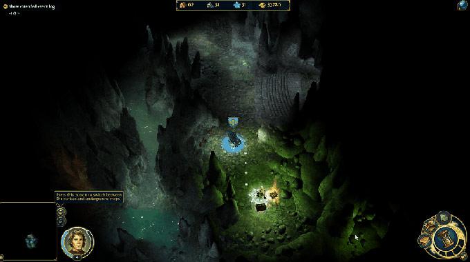 homm6 underground caverns