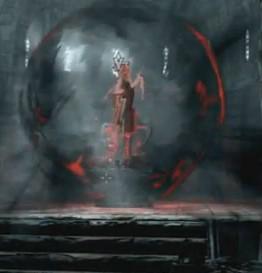 Skyrim Dawnguard Harkon Blood Shield