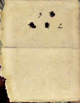 Paper Scrap Clue in Lost to the Ages