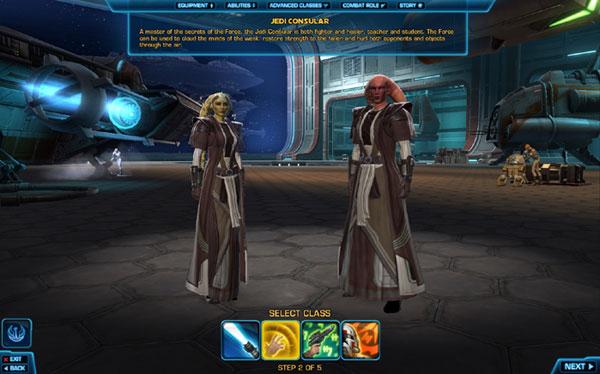 Republic Class Swtor Swtor Classes Guide Jedi