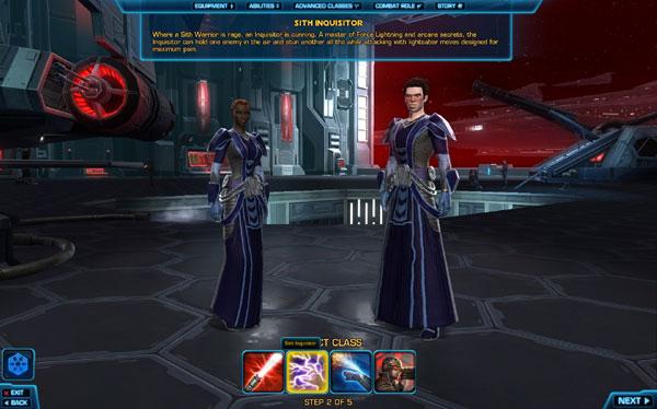 Republic Class Swtor Swtor Classes Guide Sith