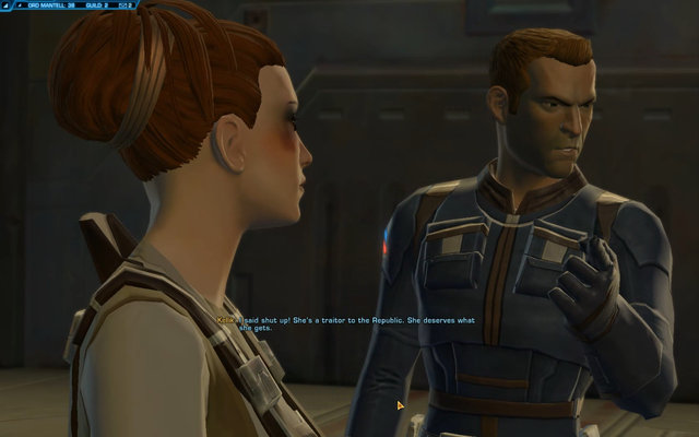 SWTOR Hail the Liberators