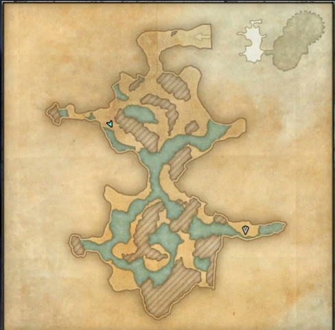 Undercroft Map