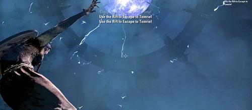 Ascending to Tamriel