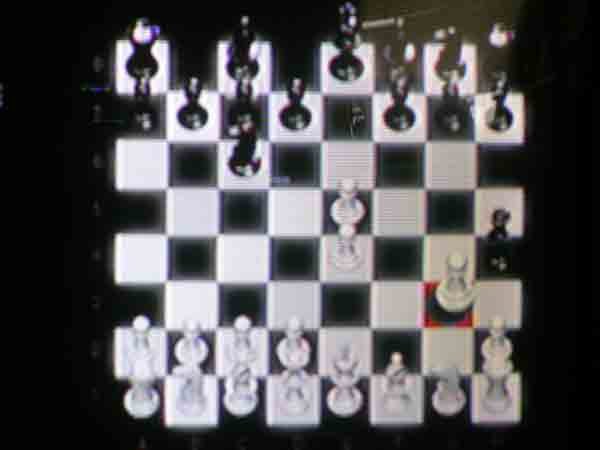 Chess Puzzle Solution for Cluster 4