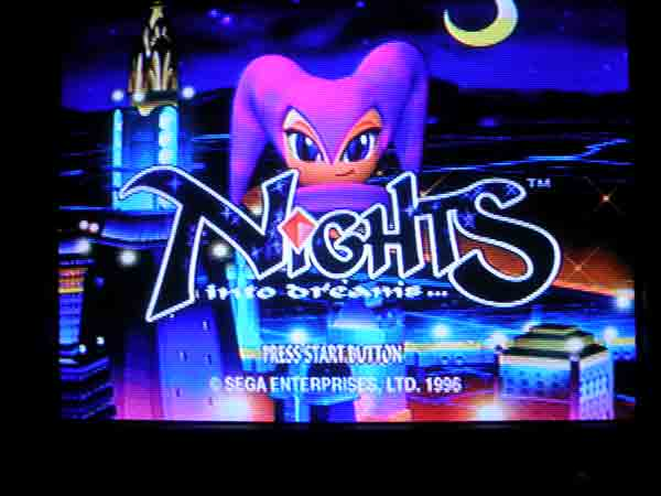 In a Dream I can see NiGHTS close by! Reviewing the Sega Saturn game
