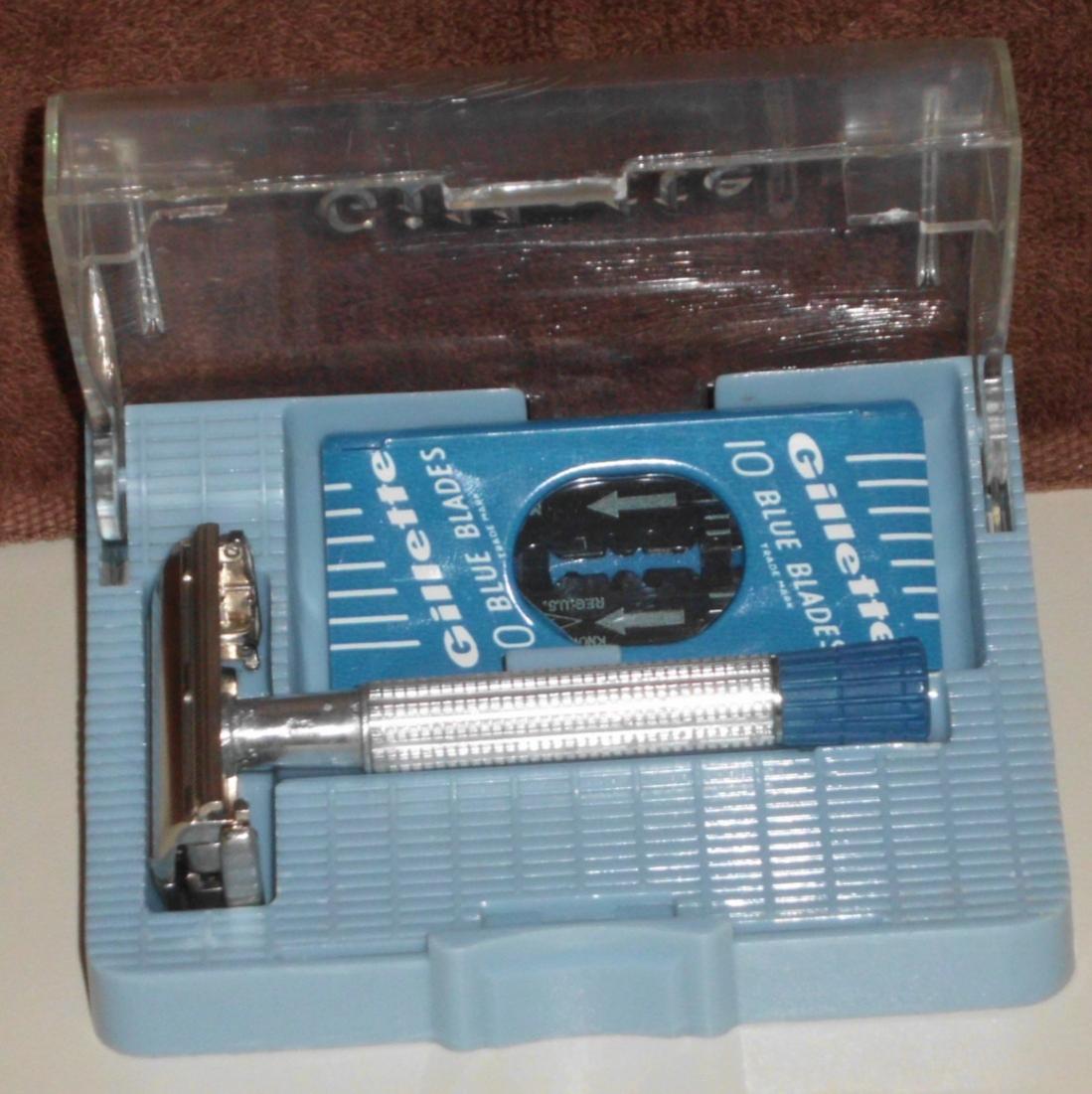 gillette blue blades for sale