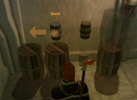 Barrels Puzzle da2