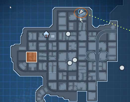 DC Universe Online Collections Locations Guide - Metropolis