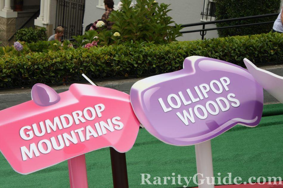 Re: Lombard Candyland celebration Hasbro San Francisco Aug 2009 Coverage