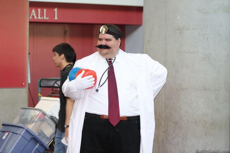fanime 2009 coverage costumes photos dr mario costume