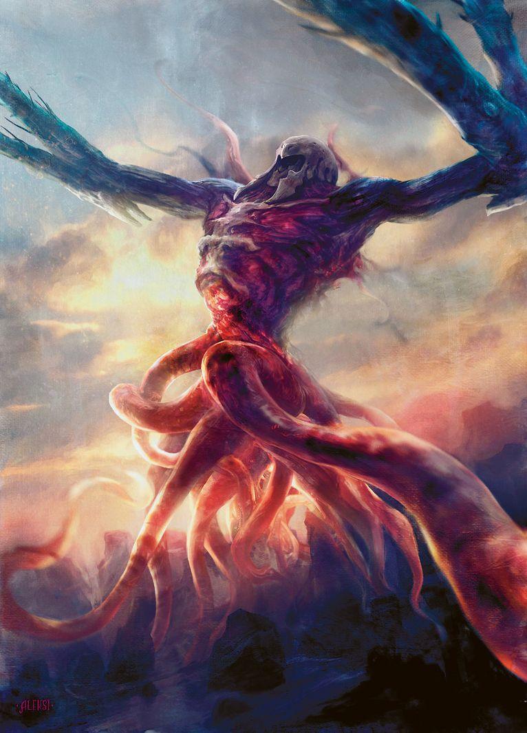 Rise Of The Eldrazi ArtWork (Images 13-17 Of 17