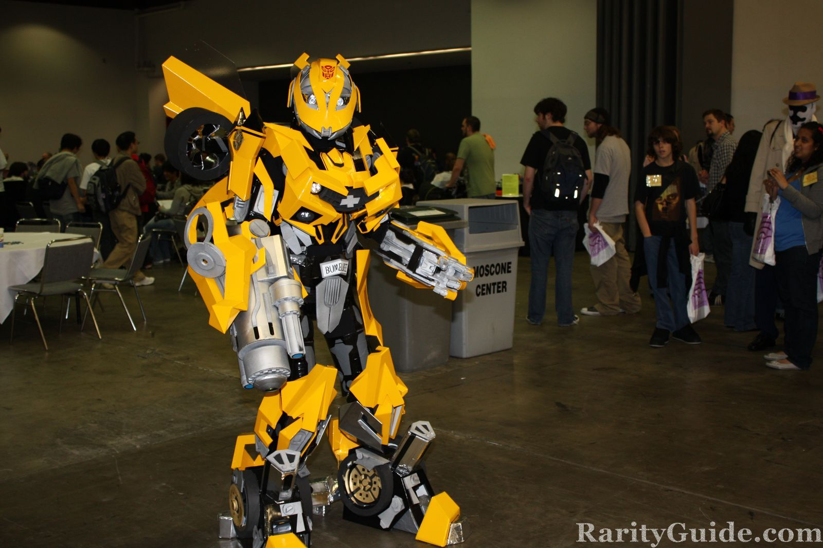 Bumble Bee Transformer Costume you think of this costume