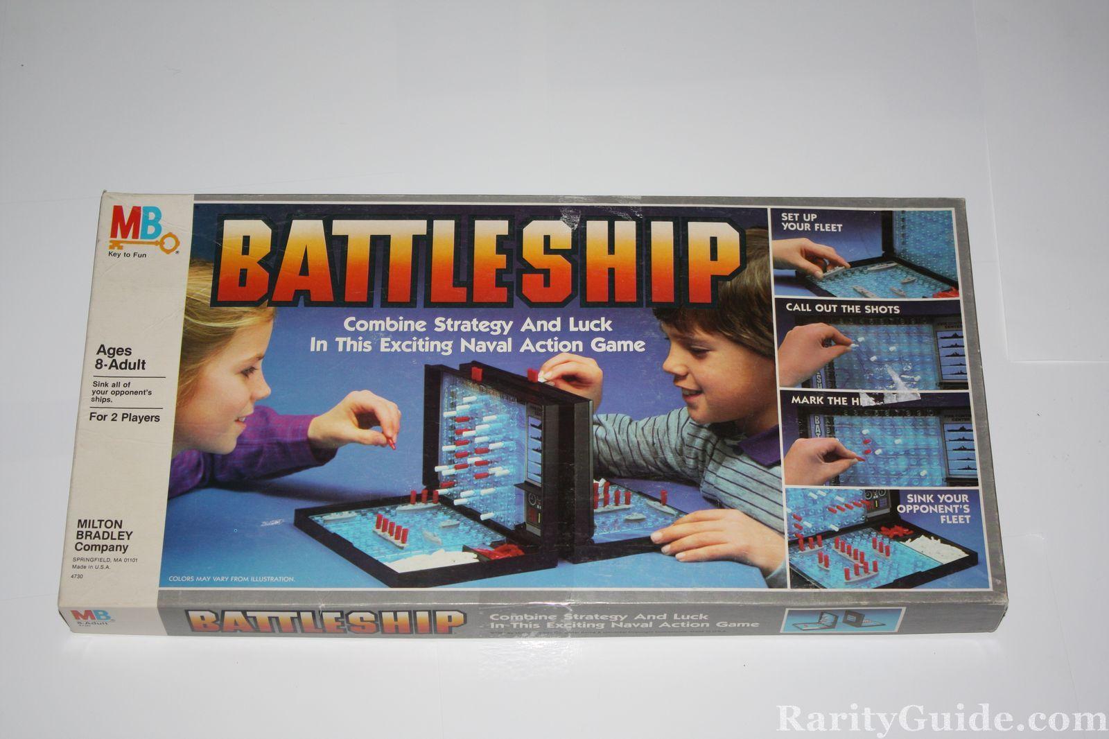 rarityguidecom museum card and board games 187 battleship