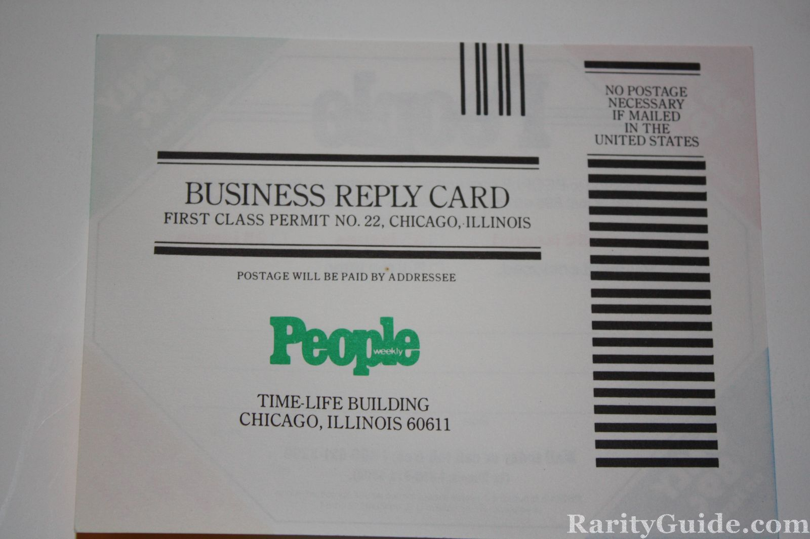 RarityGuide.com Museum: Card and Board Games » People Weekly ...