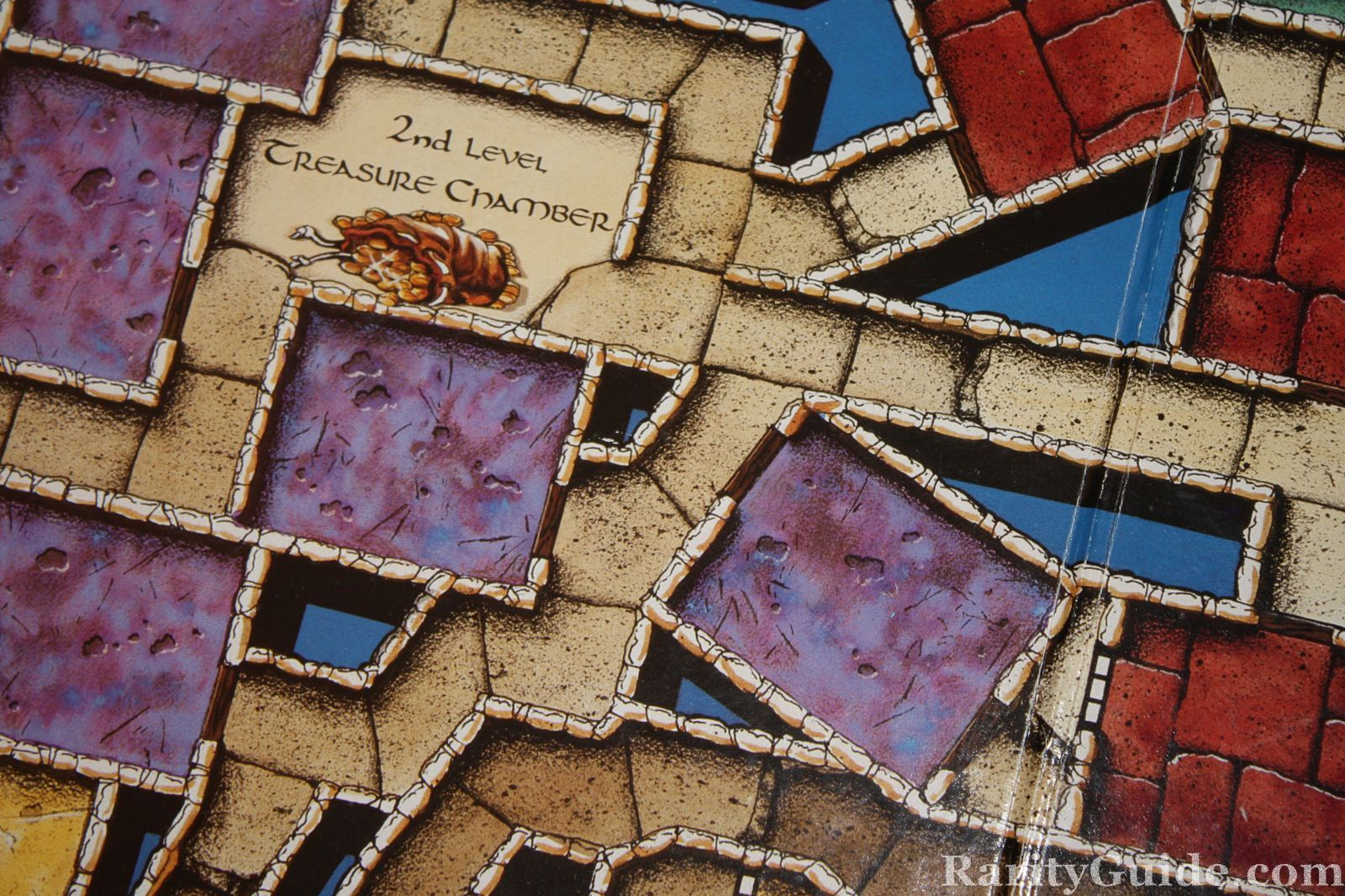 dungeon board game how to play