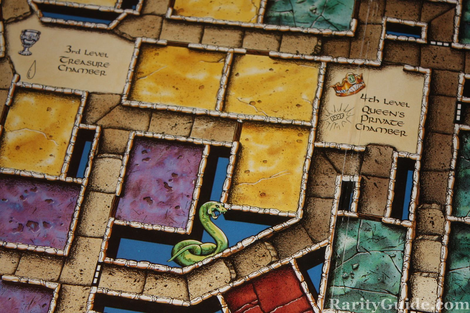 RarityGuide com Museum: Card and Board Games » The Classic