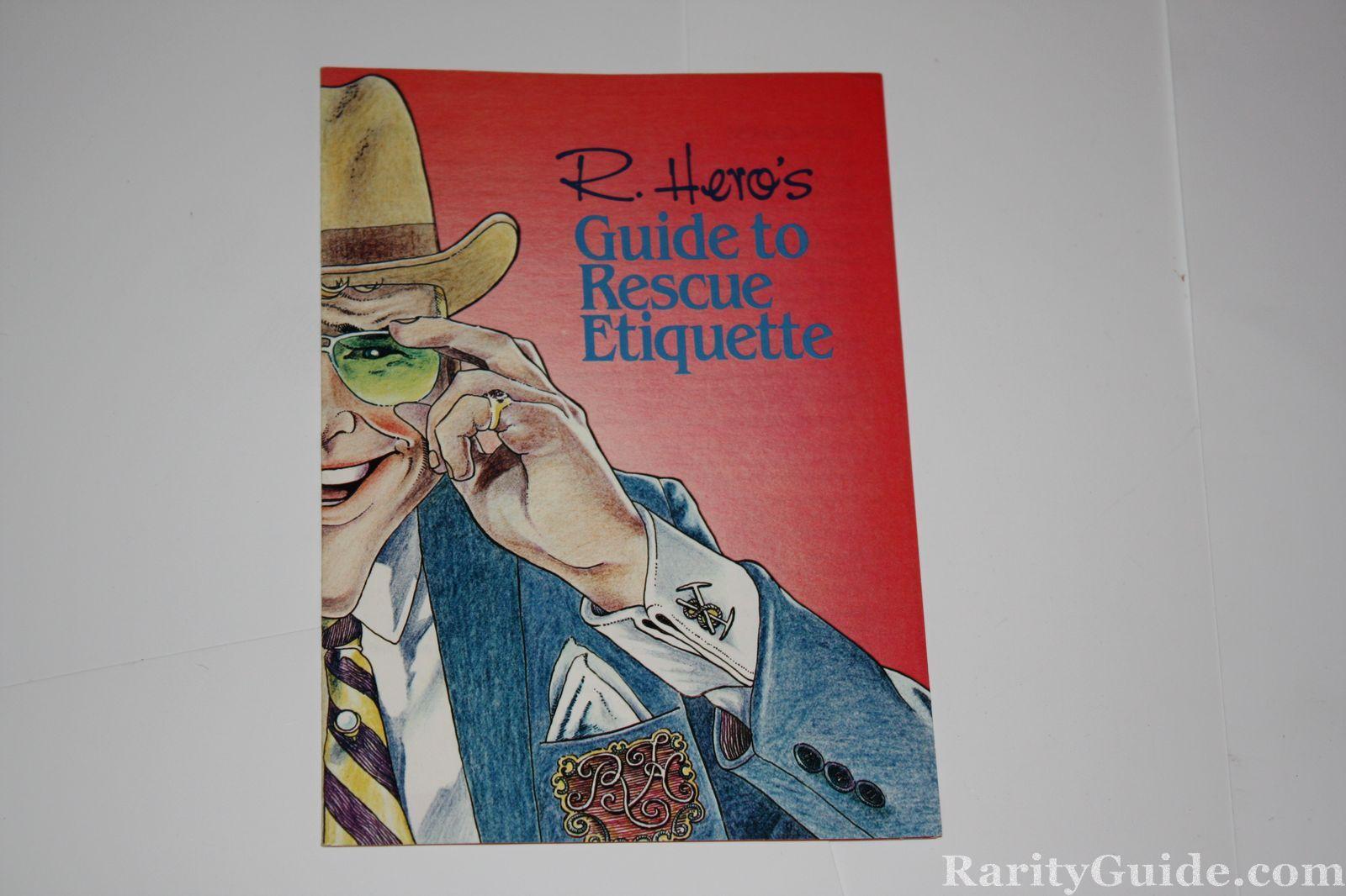 Guide to Rescue Etiquette