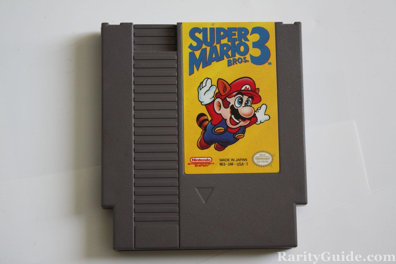 RarityGuide.com Museum: Video Game Consoles » Nintendo NES ...