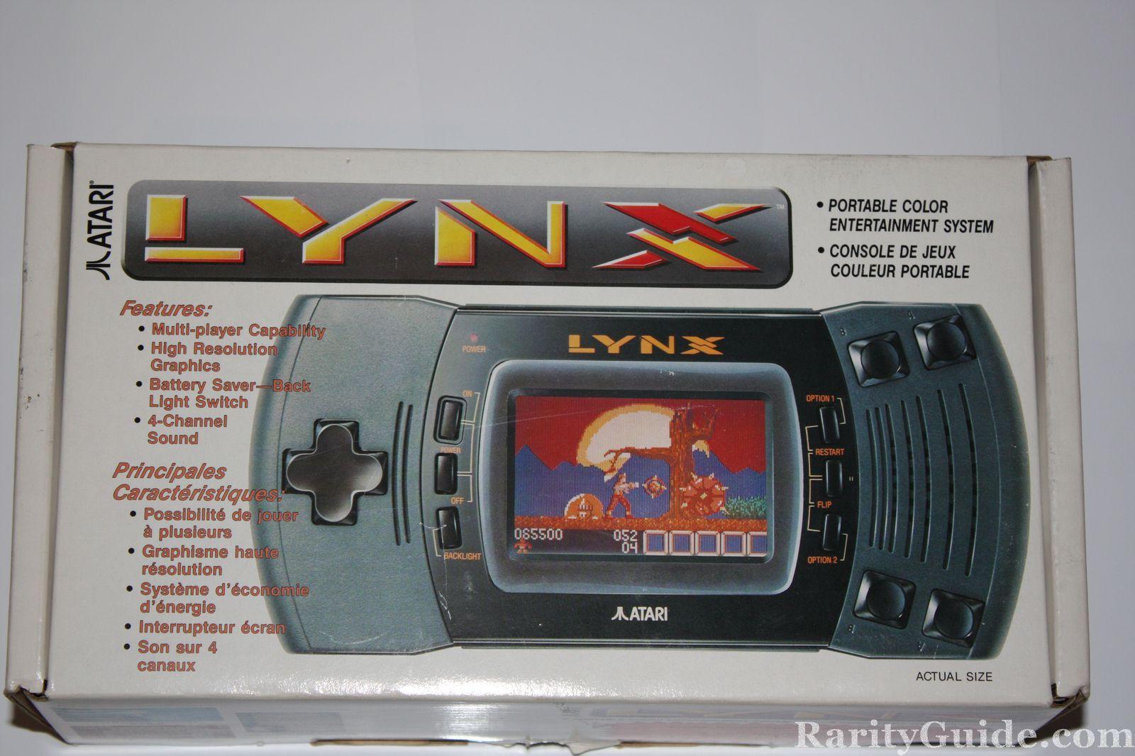 Amazon.com: atari lynx