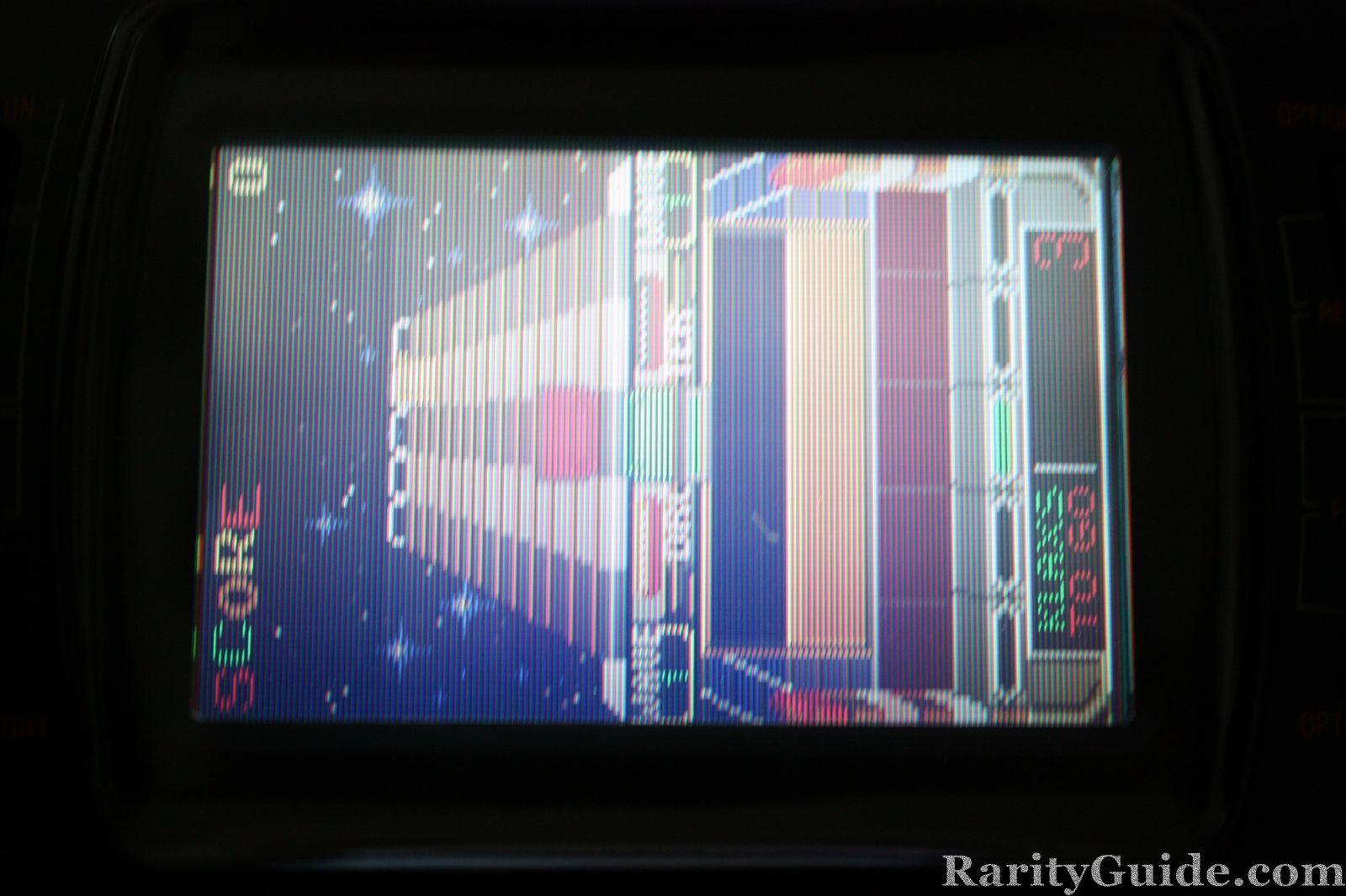 Atari Lynx Game Screen Shot Klax