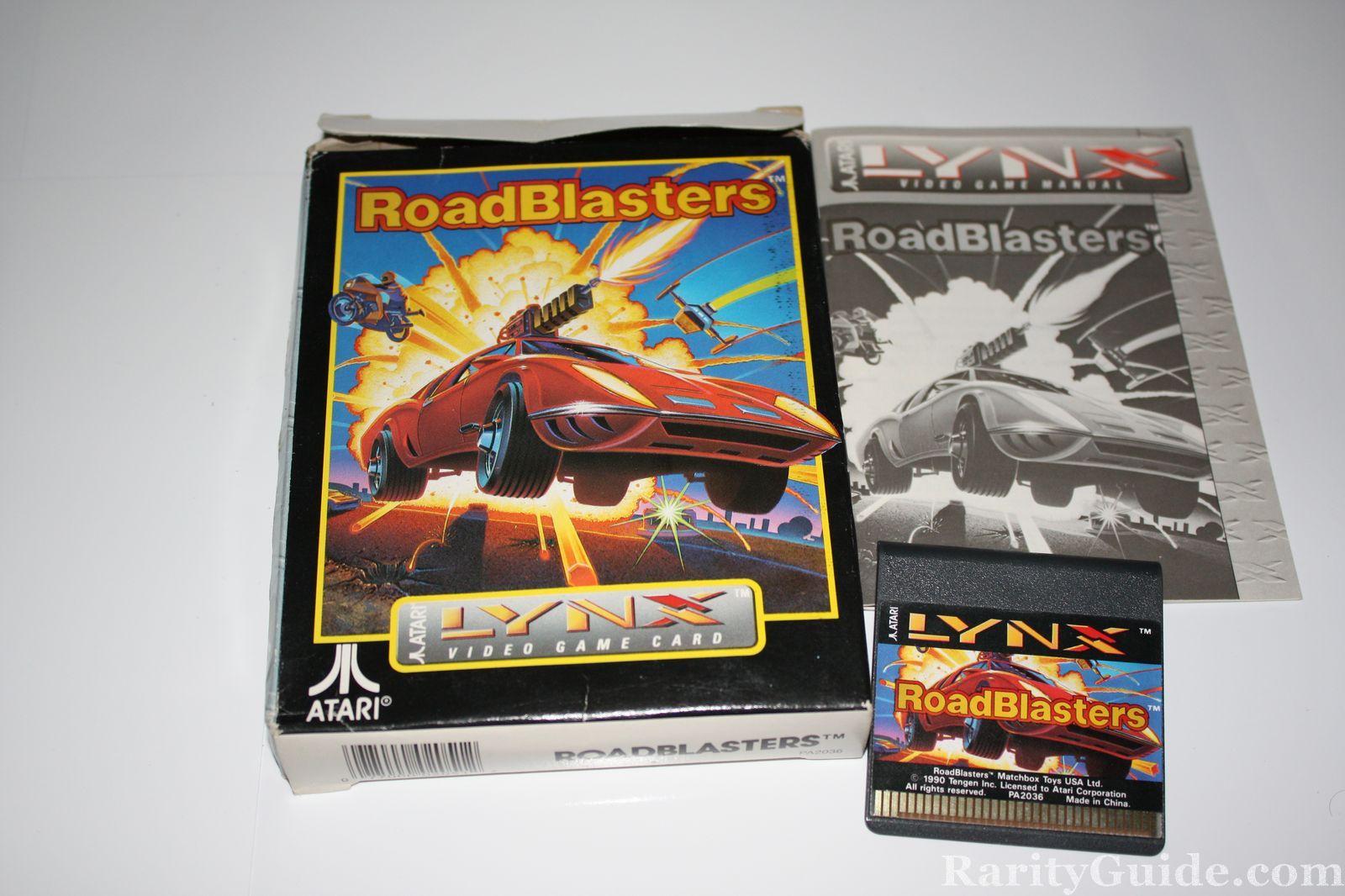 Top 10 Atari Lynx Games - blockfort.com