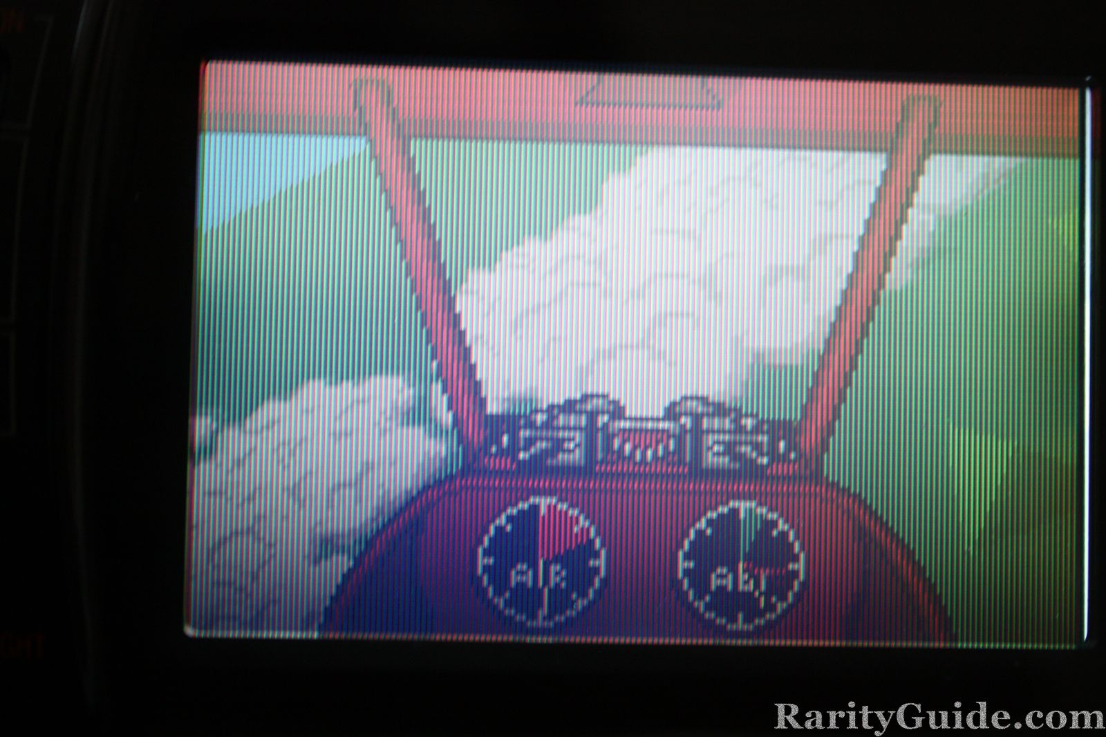 Atari Lynx Warbirds Screenshot