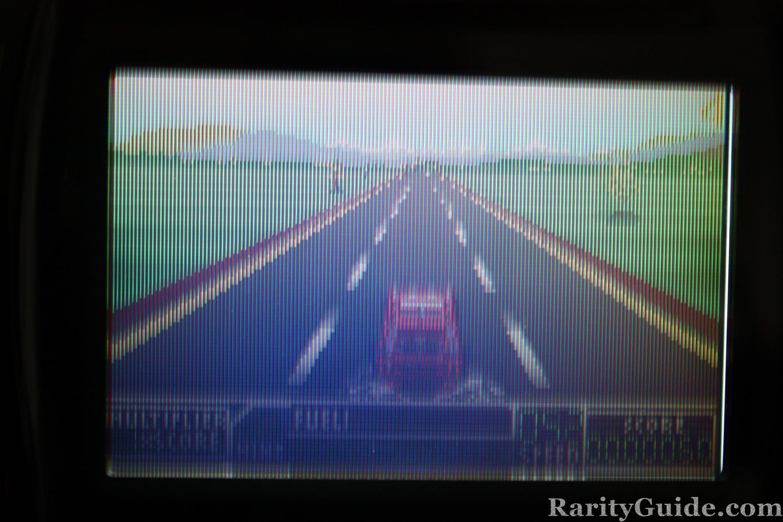 RoadBlasters Screen Shot Accelaration