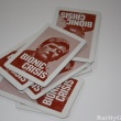 Six Million Dollar Man Bionic Crisis Board Game cards