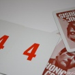Game cards from Six Million Dollar Man Bionic Crisis Board Game