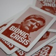 Six Million Dollar Man Bionic Crisis Board Game Cards Closeup
