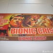 Six Million Dollar Man Bionic Crisis Board Game Parker Brothers from 1976