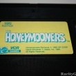 Honeymooners VCR Game by Mattel Video Cassette closeup
