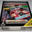 Box packaging for Checkered Flag for the Atari Lynx - 10.23.2008