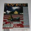 Chess for Atari Lynx Packaging