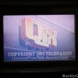 Atari Lynx QIX intro screen