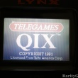 TELEGAMES Qix for the Atari Lynx